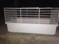 Rabbit indoor cage
