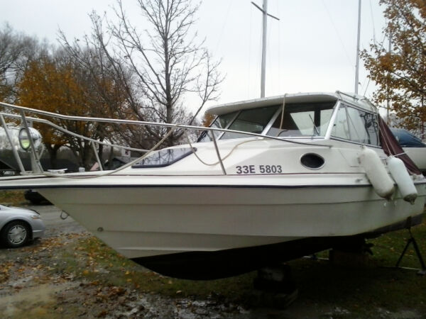 Used 1993 Other Un CUTTER PRO-FISHER