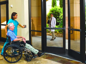 Automatic Doors Installation Services in Toronto