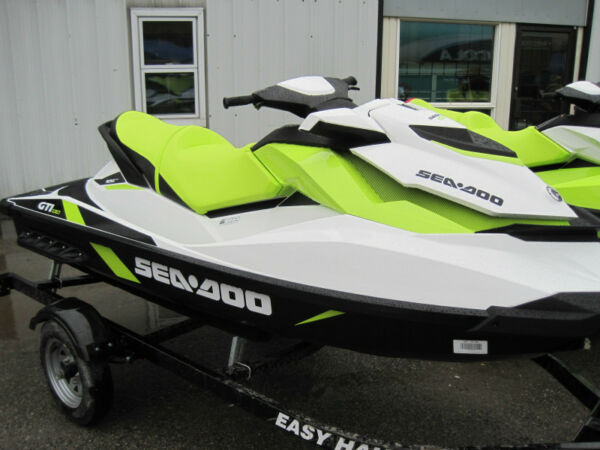 Used 2016 Sea Doo/BRP GTI 130