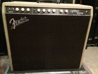 Fender vibro king custom shop