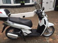 Scooters 50cc to 125 from £725 At kickstart Belfast