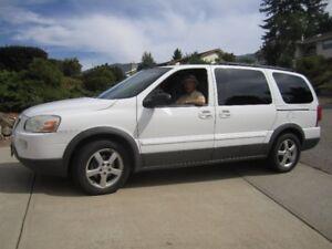 2005 Pontiac Montana, Ready to Roll!