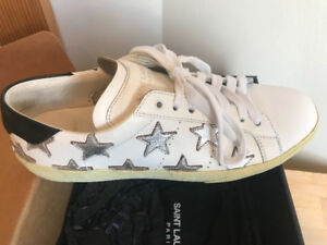 Saint Laurent women's star sneakers
