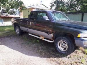 1998 dodge 2500 SLT 4X4