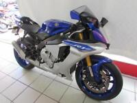 YAMAHA YZF-R1, 15 REG, TAIL TIDY, QUICK SHIFTER, ABS, TRACTION, WHEELIE CONTROL