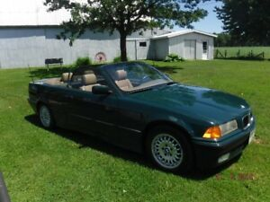 BMW 325i convertible 1994