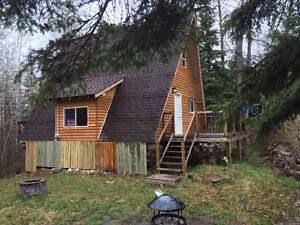 REDUCED PRICE!! Cabin for sale at Thunder Lake Provincial Park