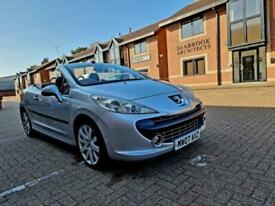 image for PEUGEOT 207 1.6 16V GT 2dr,very low millage only done 64k,red and black leather