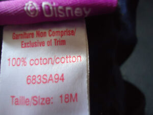 Boys Size 18 Months Winnie The Pooh Overalls Kingston Kingston Area image 5