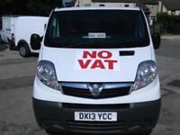 2013 VAUXHALL VIVARO VAN LWB 2.0CDTI [115PS] 2.9t Euro 5 Diesel