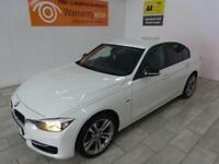 WHITE BMW 3 SERIES 2.0 320I XDRIVE SPORT ***FROM £299 PER MONTH***