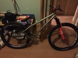 Saracen CR3 Jump Bike