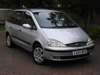 EXCELLENT DIESEL 7 SEATER!! FORD GALAXY 1.9 TDI 130 ZETEC 5dr, FSH, 1 YEAR MOT