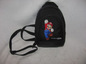 Mario Backpack - Small Size - DS/3DS case - Nintendo
