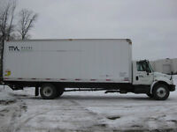 Owner Operators of Straight Trucks Needed (Domestic or USA)