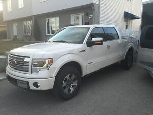 2014 Ford F-150 Limited Camionnette West Island Greater Montréal image 6