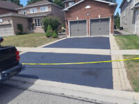 DRIVEWAY SEALING COMMERCIAL GRADE OIL DONE RIGHT