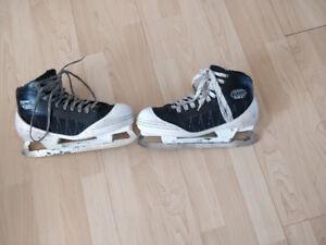 Goalie Skates. Size 7.5