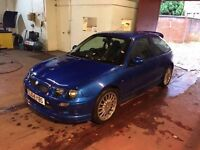 2004 MG ZR SPARES OR REPAIR