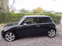 Mini One 1.6 3 Door 06 Black