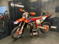 KTM SX 125 2020 (MX / MOTOCROSS / ENDURO / DIRT BIKE) @AJ TRADING