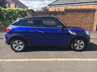 2015 MINI PACEMAN, low mileage, great condition & electric sunroof.