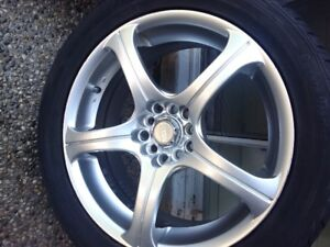 """Alloy Wheels for Sale - Mint Condition (4 x 18"""")"""