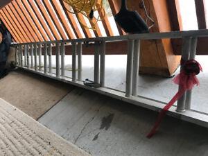 Ladder- Extension 20'