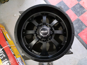 "Refurbished 20""x9"" BMF Novakanes"