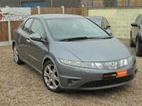 2006 56 Honda Civic 1.8i-VTEC ( Sat Nav ) SE VERY CLEAN +++3 MONTHS WARRANTY+++