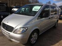 Mercedes-Benz Vito 3.0CDi 120 - Compact Dualiner, Automatic,One Owner,