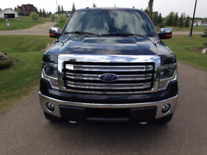 2013 Ford F-150 Lariat Supercab 5.0 V8