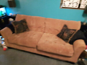 Couch and chaise lounge Cambridge Kitchener Area image 4