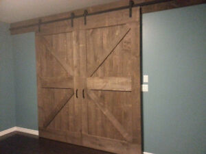 Barn Board Doors Cambridge Kitchener Area image 3