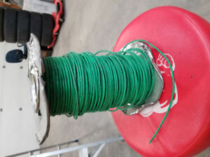 Commercial ground wire RW90  12AWG