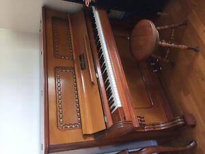 Nordheimer Upright Piano