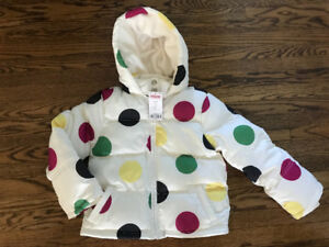 NWT Brand NEW Girls Gymboree Winter Coat Size 5-6