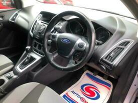 2012 Ford Focus 1.6 TDCI ZETEC Hatchback Diesel Manual