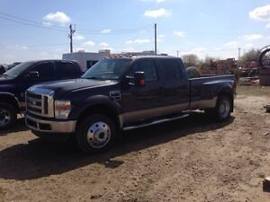 2008 Ford F-450 4X4 Dually with 8' box