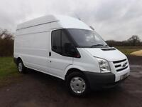 2008 FORD TRANSIT LWB high roof RWD 1 owner Reversing camera