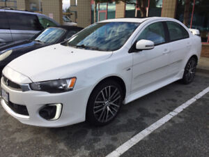 2017 Mitsubishi Lancer GTS - *Lease Takeover*