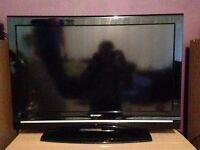 32 inch sharp, lcd, HD ready tv with freeview.
