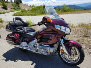 For Sale - Honda Goldwing GL1800 - 2007
