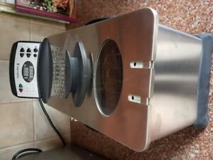 new never used deep fryer