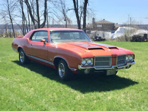 1971 cutlass supreme   SX  Tribute