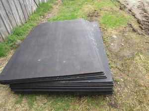 tapis de caoutchouc