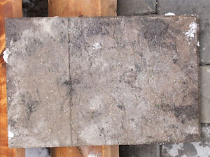 pierres patio  patio stons deck block