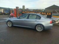 BMW 320 2.0TDSE Business Edition, Sat Nav Leather Interior, History, Alloys, CD
