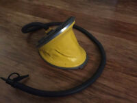 Foot Pump for Air Beds